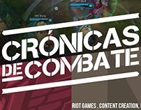 Cronicas de Combate