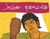 Xus García: Illustration and Booklet Layout