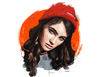 Personal works   illustration