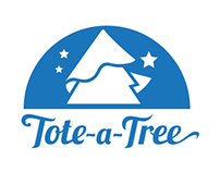 Tote-a-Tree Logo (Student Work)