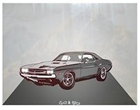 Mustang - Wallpaper