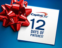 12 Days of Pinterest