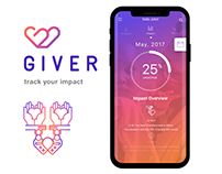 Giver | Mobile App