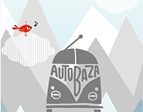 Autobaza Radio - Website design
