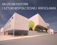 museo of history and contemporary art of  Wroclaw