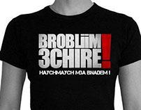 Design T-shirt Bouzbal