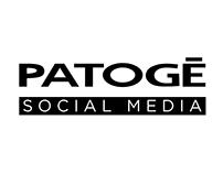 Patogê - Mídias Sociais