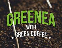 GREENEA COFFEE Packaging & Product design