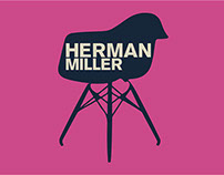 Herman Miller Newsletter Design