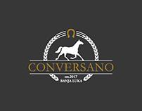 Conversano - Equestrian Club // Logo and Branding