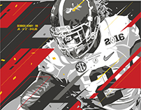 2015 National Championship Poster