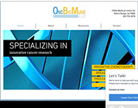 Oncbiomune Website