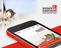 Wiener Städtische - Website Relaunch 2015