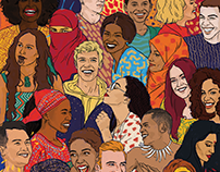 Diversity Illustration
