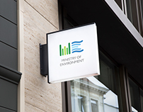 Ministry Of Environment CI Design (Branding)