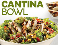 Cantina Bell Menu by Taco Bell