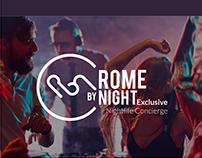 RomeByNight - Logo Design