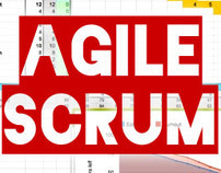 Free Agile SCRUM template for freelancers