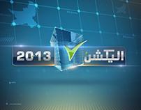 Election 2013 LOGO & Style Frame