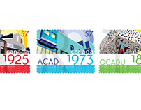 Stamp design series
