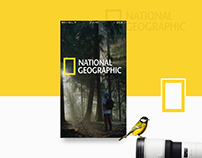 National Geographic Design Concept