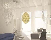 Lasvit Showroom in Milan