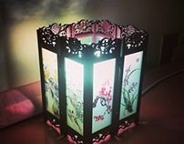 Daily Wisdom Lamp
