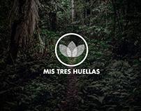 Branding Project _ Mis Tres huellas