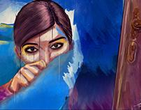 Basma , Digital Paint