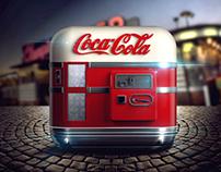 Coke Machine iOS Icon