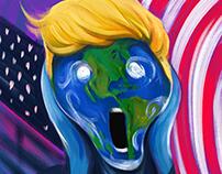 'The American Scream ' #MunchContest