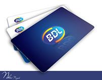 B.D.L Identity design