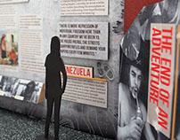 Che Guevara Museum Wall
