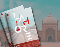 LAHORE | Guide Book Cover Page