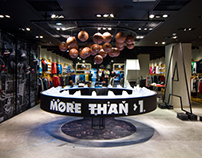 WORLD BASKETBALL FESTIVAL COLLECTION IN RETAIL