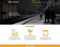 aluspisan home page