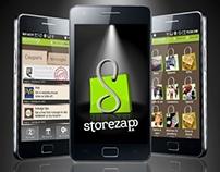 Storezapp- Mobile app