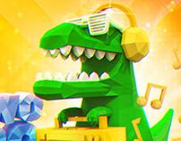 UWT - Il Tirannosauro