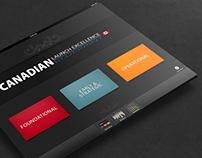 Product launch iPad app
