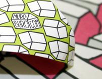 Muro Buro Origami Paper.