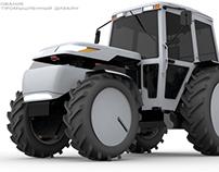 Tractor Belarus 952.5