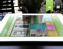 Mobilis Website Redesign Responsive Metro