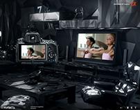 Sony Alpha SLT Promo