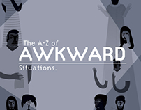 A-Z of Awkward Situations.