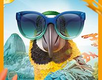 Havaianas Eyewear Campaing