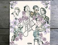 Indie Rocks Magazine Cover