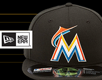 New Era Caps Heritage Microsite
