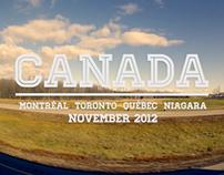 Canada - November 2012