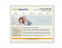 Website for Doctor