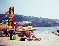 Phuket Island in lomography
